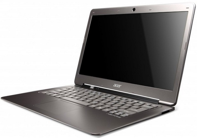 Acer's Purported Launch Of Ultrabook Laptop: Analogous To Macbook Air
