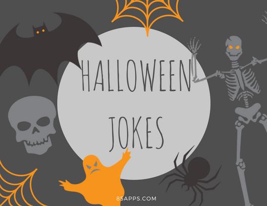 20 Funny Halloween Jokes and Puns for Twitter & Facebook Status