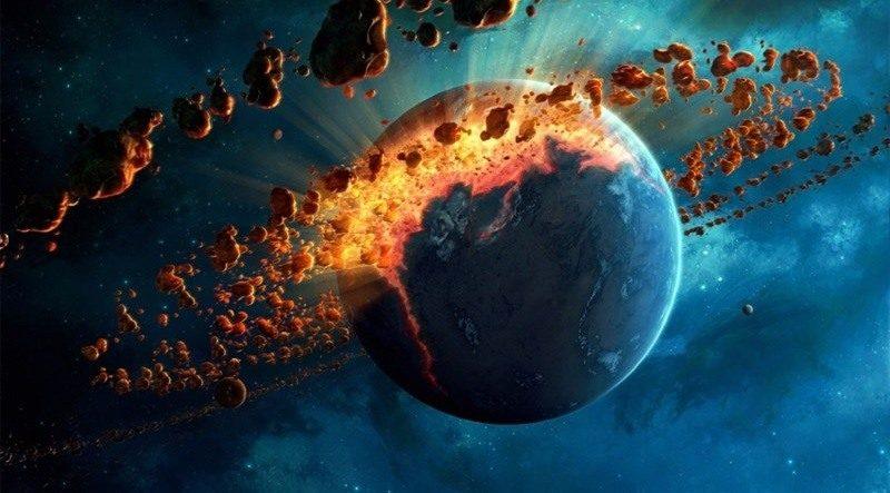 Space Meteor Belt