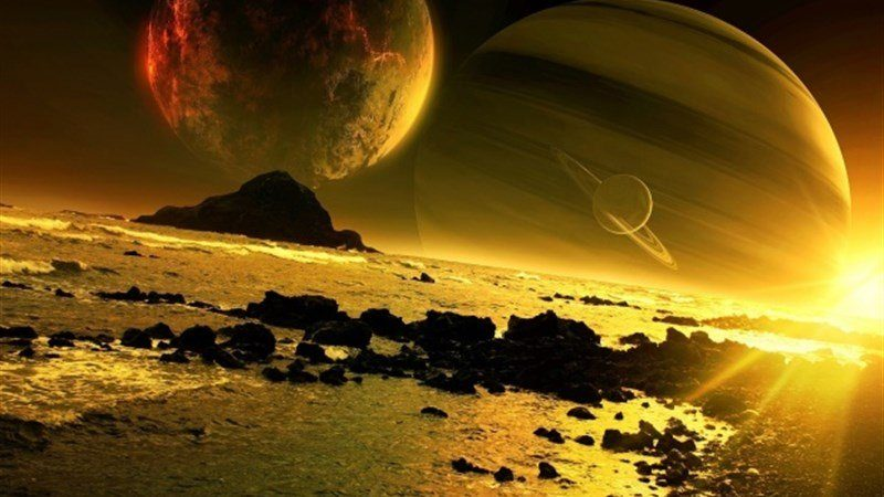 Coast Sky Planet