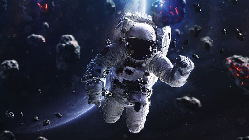 Space Astronaut