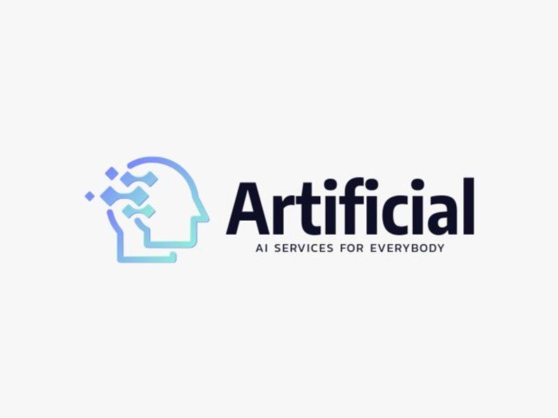ai services logo design