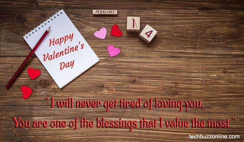 Valentine Wishes 5