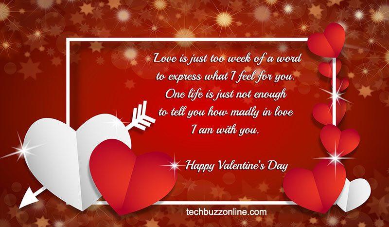 Valentine Wishes 6