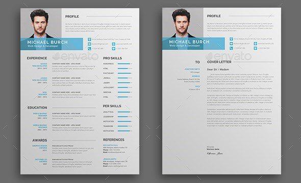1 clean resume