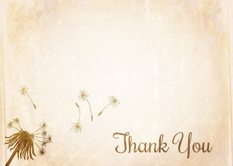 13 thank you greeting card background