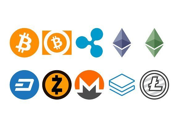 17 cryptocurrency logo