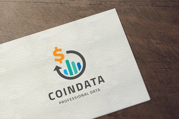 21 coin data logo