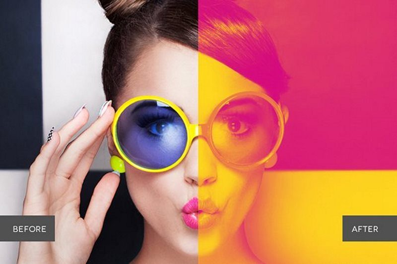 21 duotone ps actions super bundle