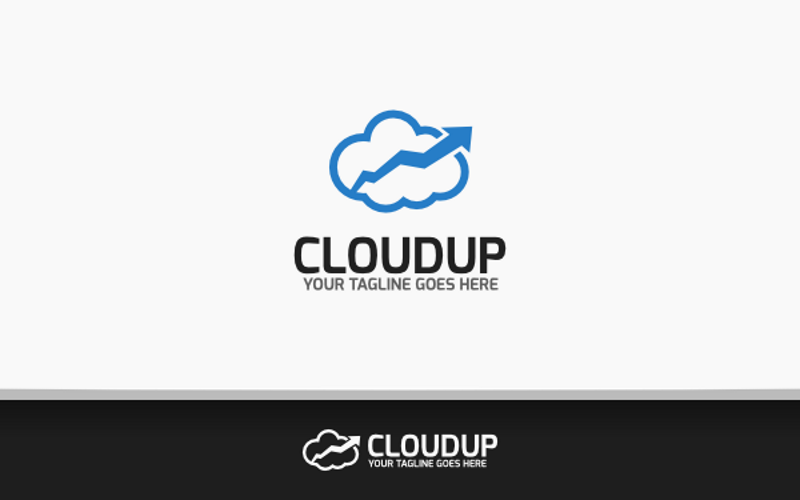 cloud up logo