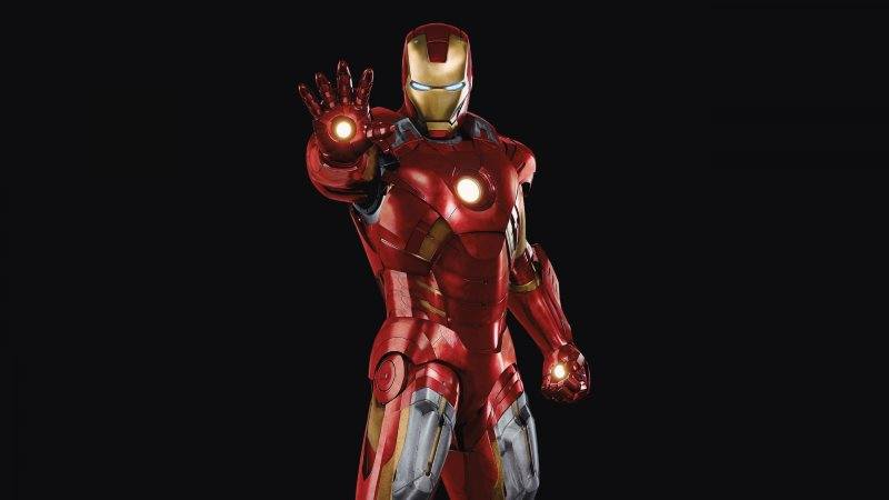 Iron Man Armor HD Wallpaper