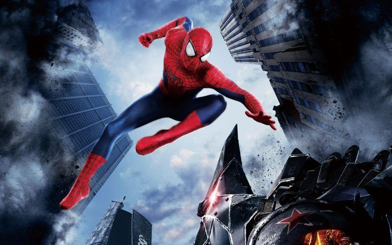 Spiderman Movie HD Wallpaper