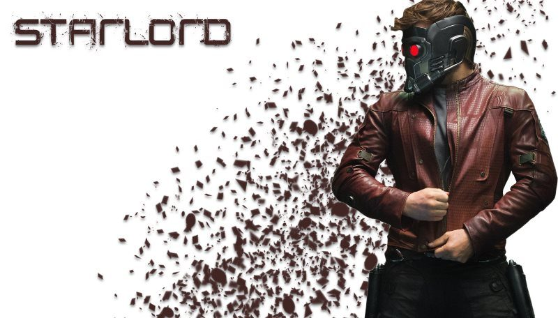 Starlord Marvel Comic HD Wallpaper