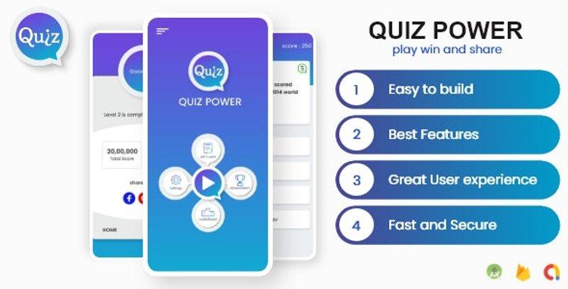 2 Quiz Power by arkayapps