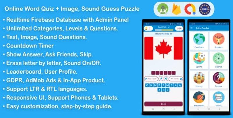 4 Online Word Quiz Image