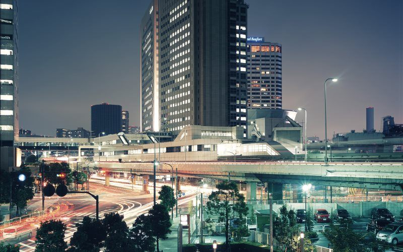 Urban City Tokio