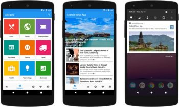 Android News App Template