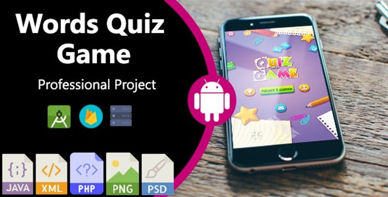 11 Words Quiz Game by