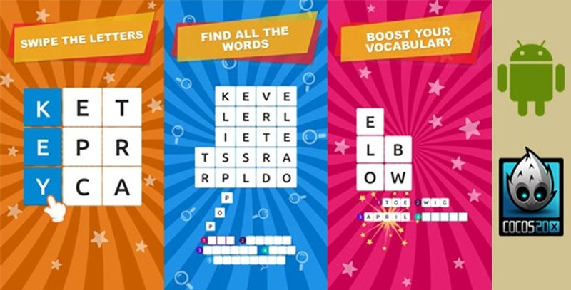 2 Word Brain Puzzle by