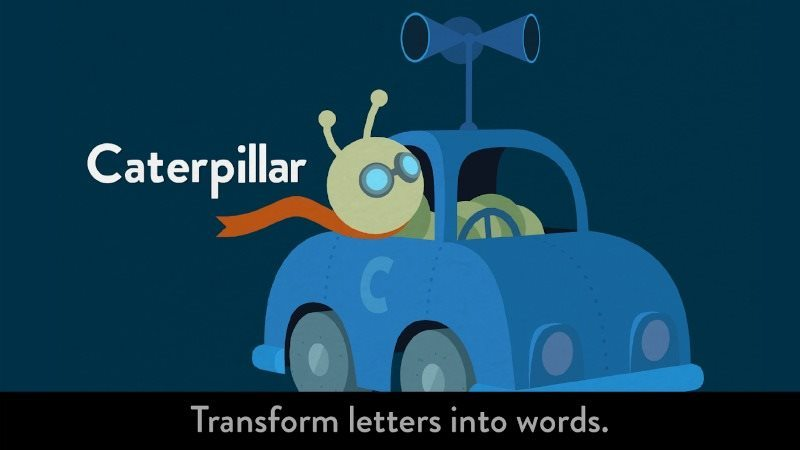 Metamorphabet Interactive Alphabet Game