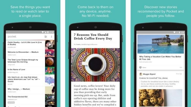 Pocket News App