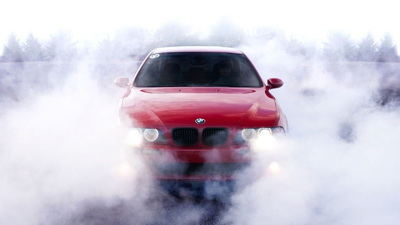 BMW E 39 Car HD Wallpaper