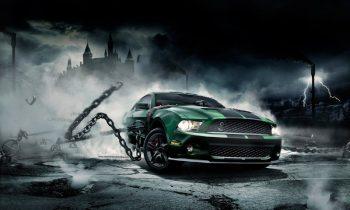 Ford Mustang HD Car Wallpaper