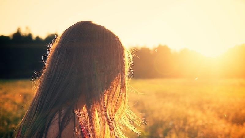 summerfield girl twilight