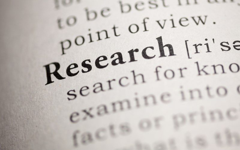 Spelling Errors in Research Paper Writing