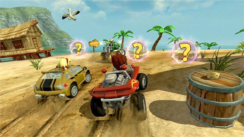 10 Get Beach Buggy Racing