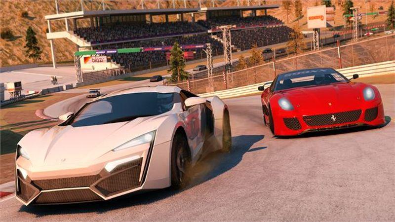 6 Get GT Racing 2