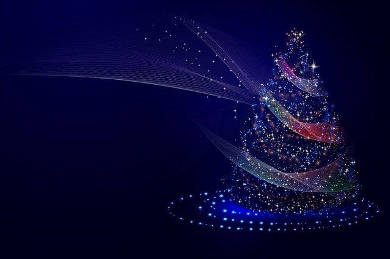 6 Xmas Christmas Tree