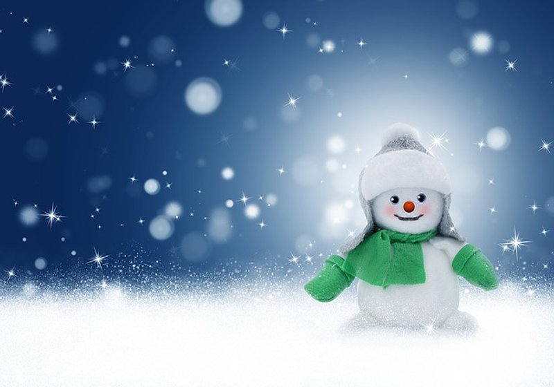 7 Snowman Snow Winter