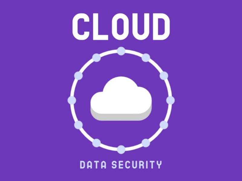 cloud data security logo