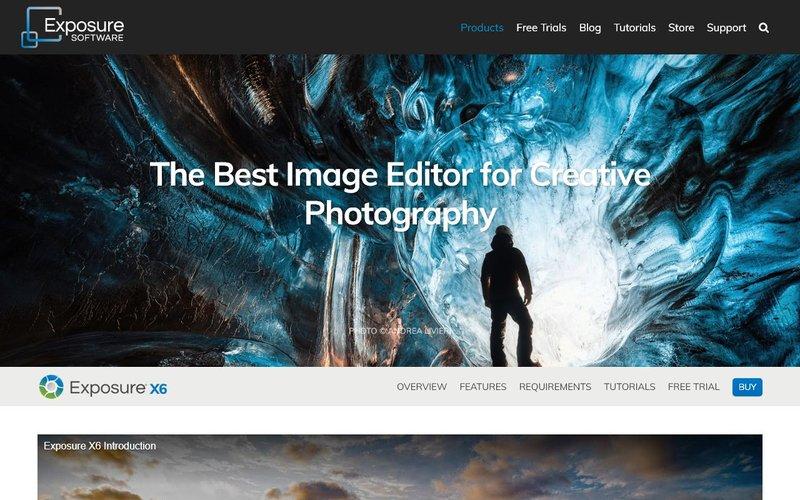 7 Exposure X6 creative photo