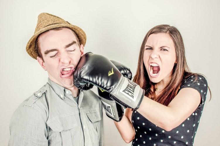 couple argument