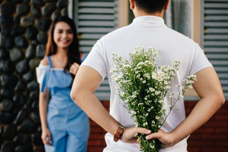 proposing surprise