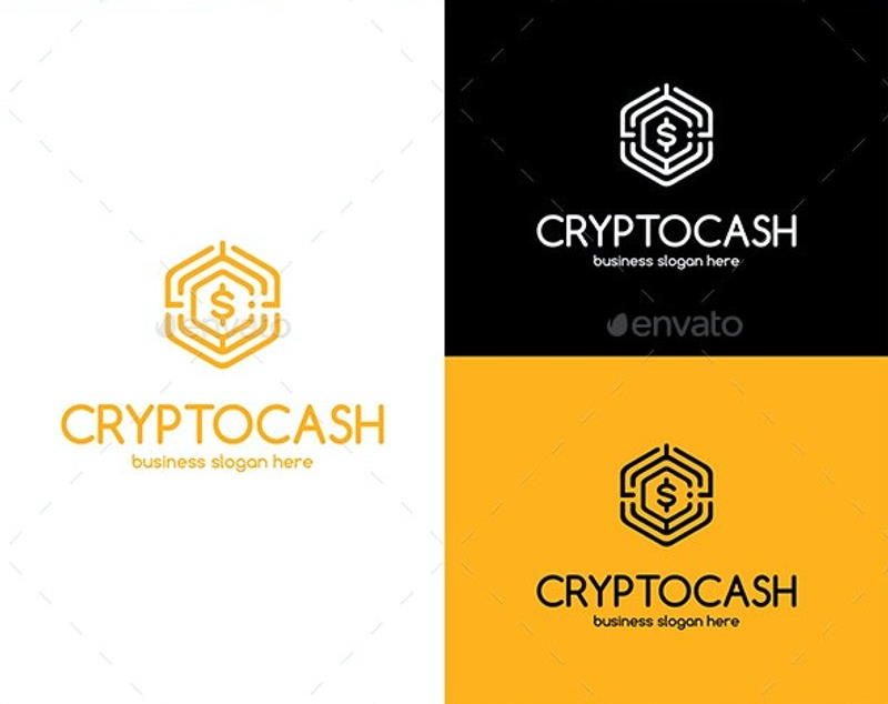 2 Bitcoin Crypto Currency Cash