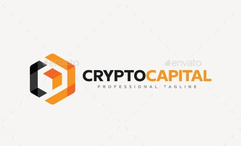 3 Crypto Capital Logo by