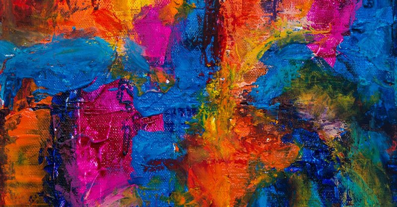 7 Multicolored Abstract Painting Free