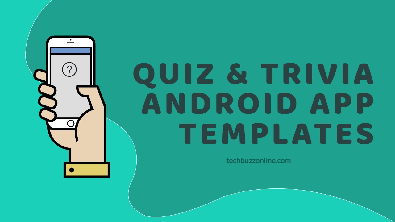 Best Quiz App Templates 1