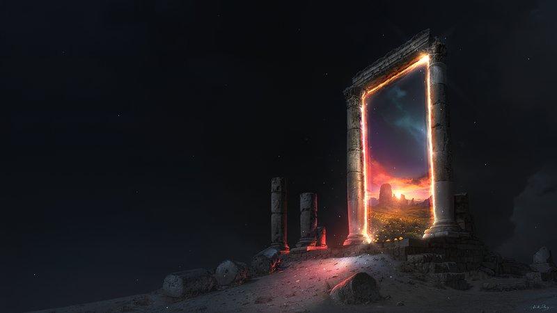 12 Portal 2560x1440 wallpaper