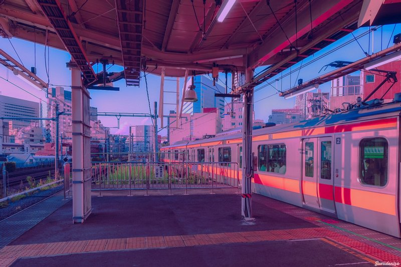 14 5am Train 1920x1080 wallpaper