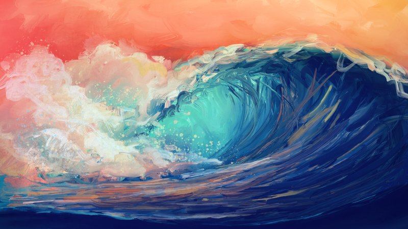 16 Tides 3840x2160 wallpaper