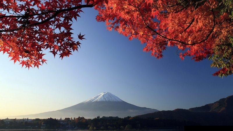 20 1920x1080 Fuji wallpaper